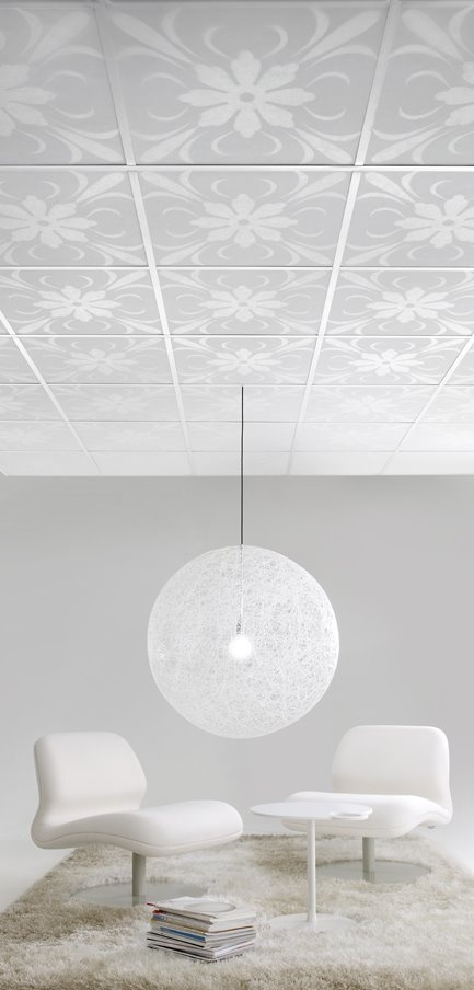 Tin Ceiling Whats Hot By JIGSAW DESIGN GROUP - Drop ceiling tiles for bathroom