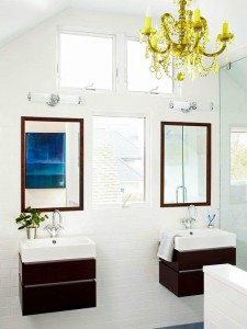 Modern Yellow Bath