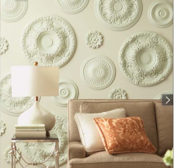 Wall Medallions What S Hot By Jigsaw Design Group