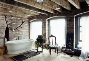 brick bath antler