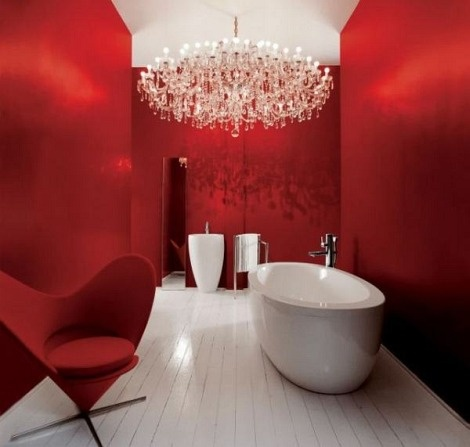 Modern Bathroom Chandeliers the modern chandelier | what's hotjigsaw design group