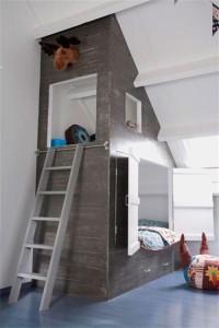 Loft nook