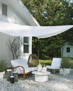Sheet Canopy