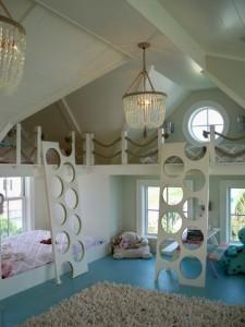 circle ladder loft