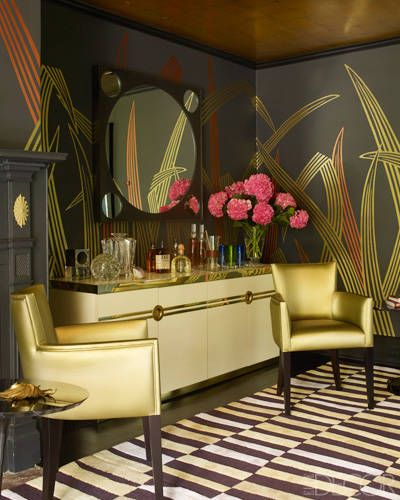 The art deco revival what 39 s hot by jigsaw design group for Decor gold blog