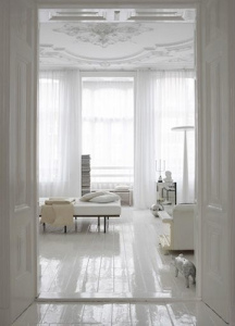 Decorative Ceiling Molding with Modern decor