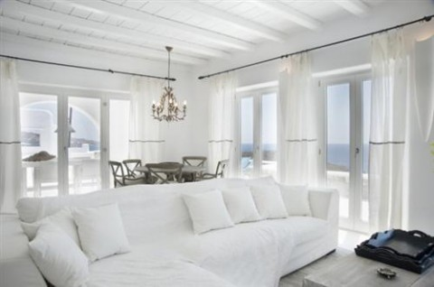 All White Living Room Ideas - Appealhome.com