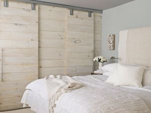 shabby chic bedroom bard doors