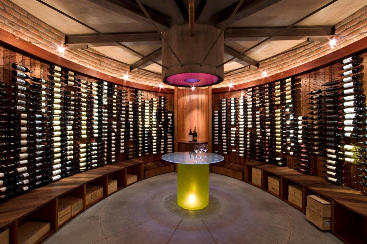 Wine Cellar Decorating Ideas Custom Wine Cellars  What's Hotjigsaw Design Group