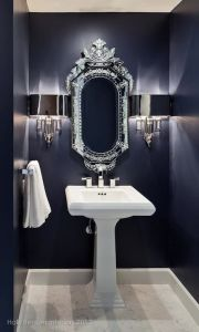 wall sconce bathroom