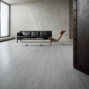 Stark room wood look
