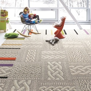 cable carpet tiles