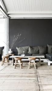 Rustic Modern Grey
