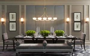 dining grey tonal