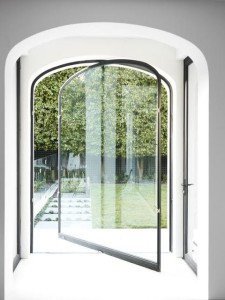 Pivot Door 11 Curved