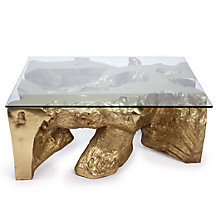 zgal gold coffee table