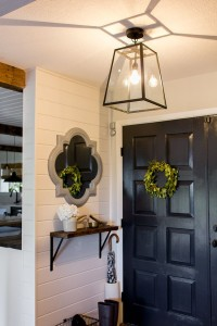 Entry Way Small Spaces Quatrfoil