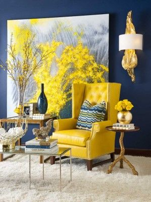 The Jigsaw Designers love the classic look of lemon yellow with black and white that transcends time. While the following spaces have a midcentury feel they ... & Lemon Yellow-Summer\u0027s Color   What\u0027s Hot by JIGSAW DESIGN GROUP