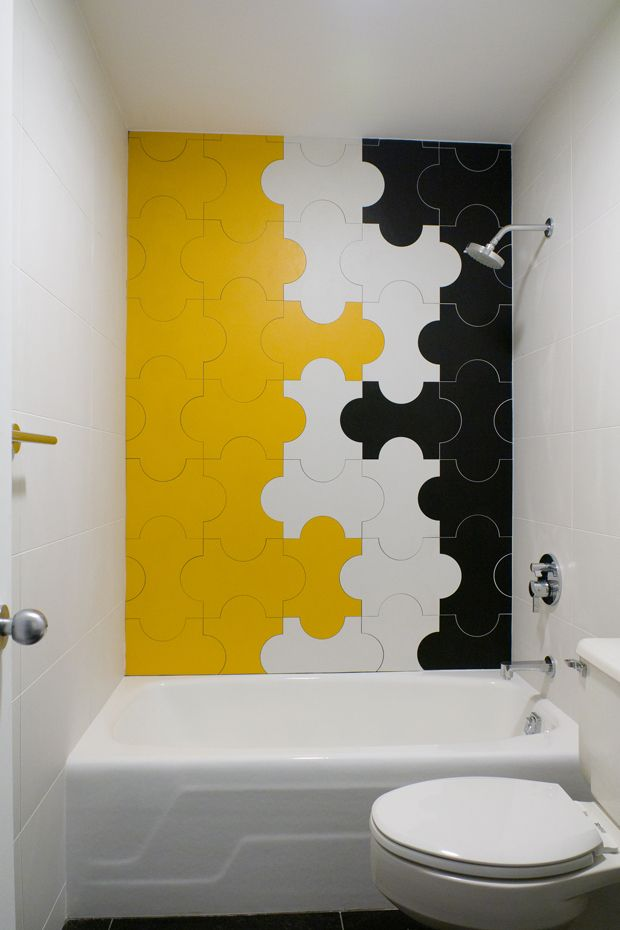 Lemon yellow summer s color what 39 s hot by jigsaw design for What s new in bathrooms 2015
