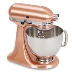 rose gold mixer 2