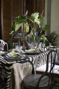 earthy zebra
