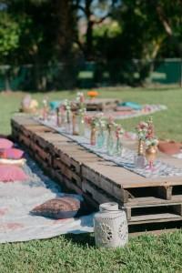 Backyard pcnic crates