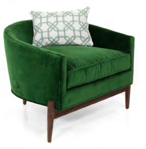Emerald Green chair