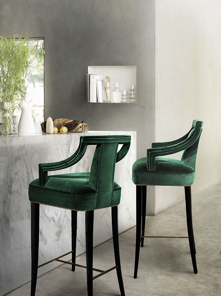 Home Decor Color Trend Emerald Green 1 Emerald Green Chair