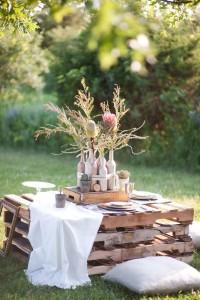 bakcyard pallet picnic