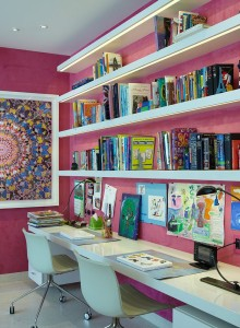 multi study pink