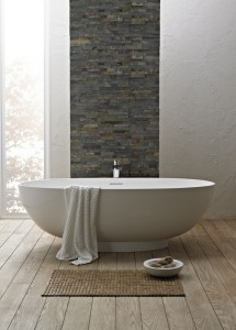 scand bathtub slate wall