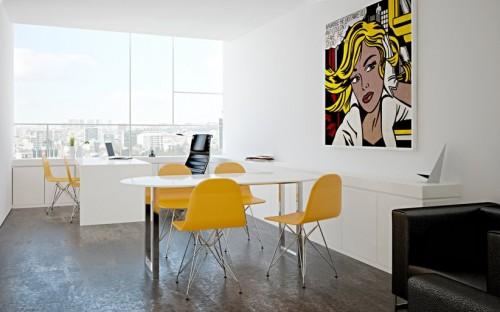 Pop Art Office