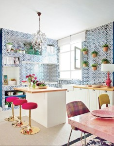 mixed kitchen