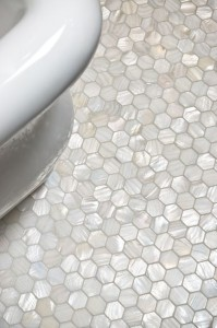 mother of pearl floors