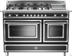 Bertazzoni black stove 10K