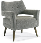 shop style cutout accent chair