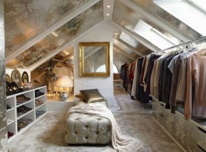 attic walk in