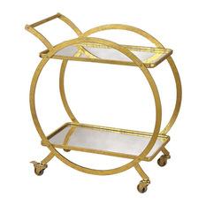 the ring bar cart