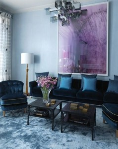 peri walls teal room