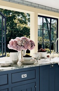 Navy Cabinets RL paint
