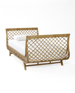 Avalon day bed S & Lily rattan