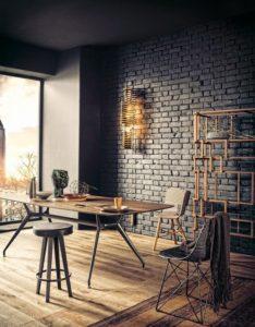charcoal-brick-wall