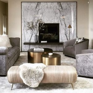 framed-marble-slab-fireplace