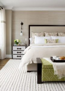 grasscloth-bedroom