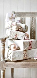 white-wallpaper-wrapping-w-pink