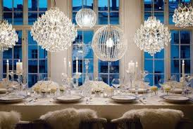 white-xmas-sherpa-dining-chandelier