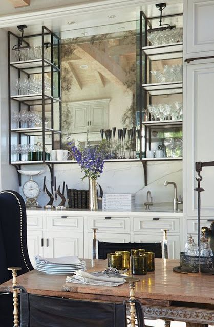 What 39 s hot by jigsaw design group interior home office - Built in home bar ...