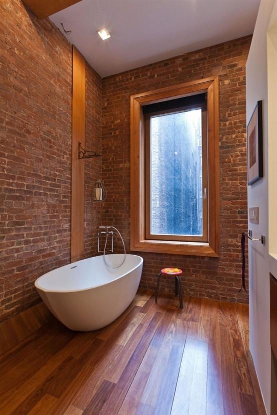 Modern Rustic Design Wood Floors Bathroom on modern wood floor stains, modern grey wood floors, provenza wood floor,
